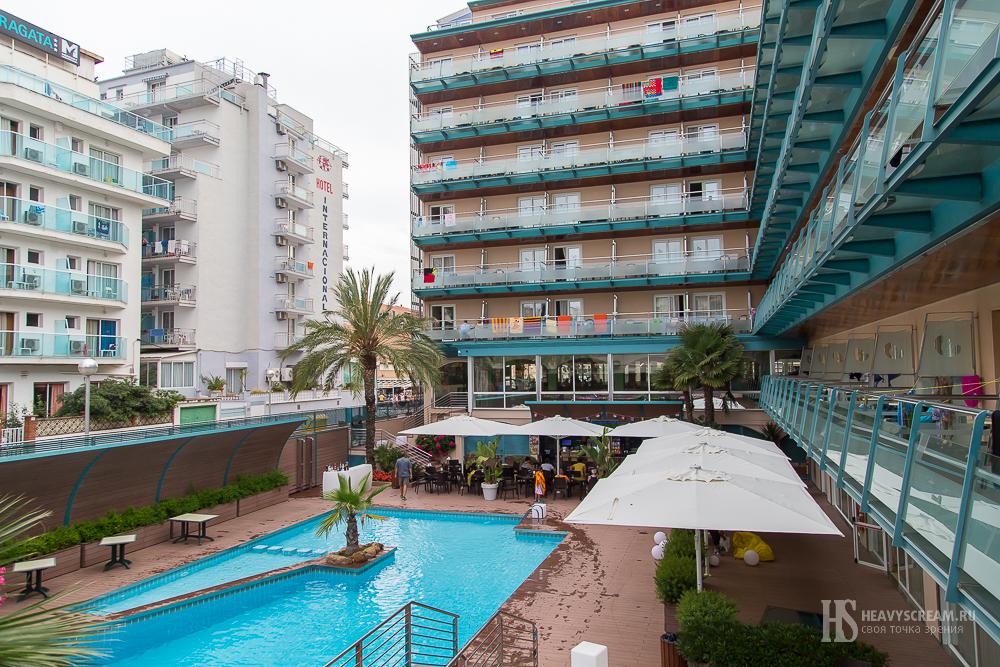 """Отель """"Кактус"""", Каклеллья, Испания"""