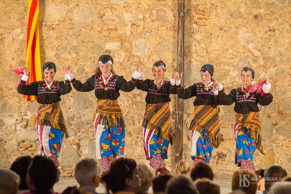 Фестиваль De folklore Alegria. Турция