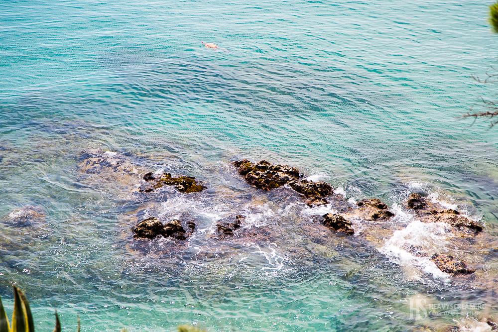 Калеллья (Calella, Spain). Нудистский пляж.